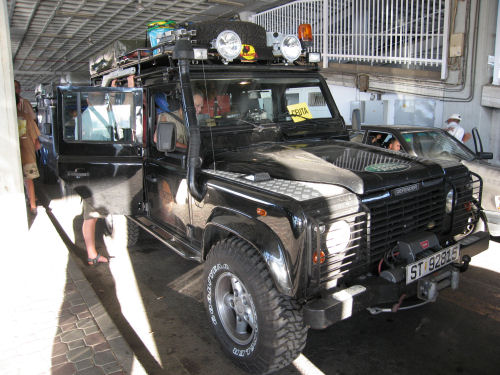 Defender expedition